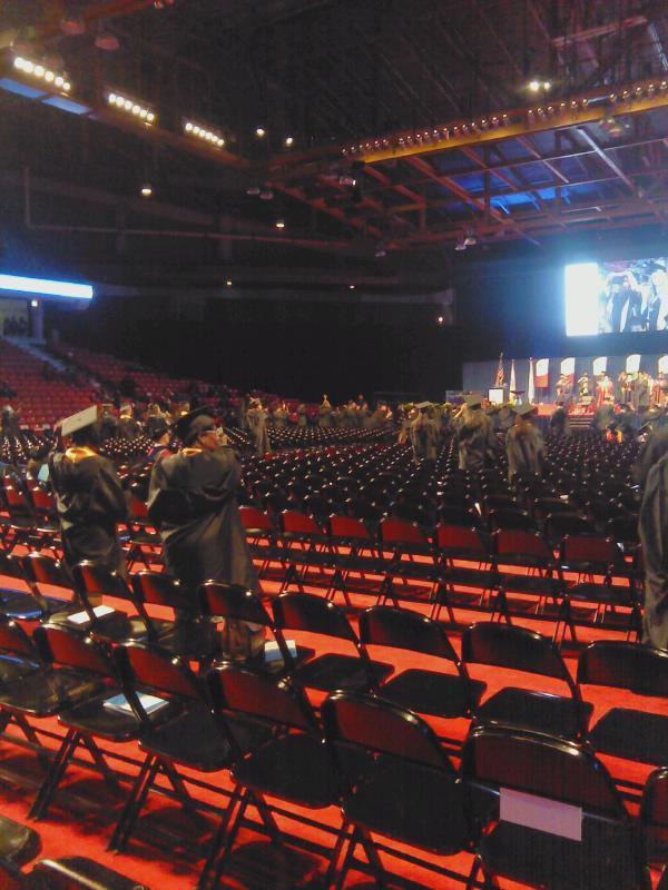 Graduation View