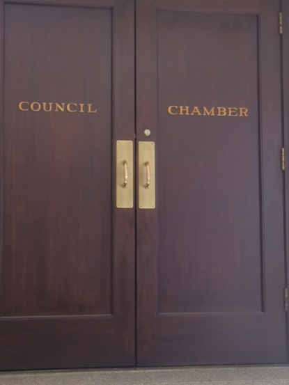 City Council Chamber